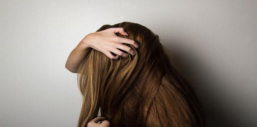 تساقط شعر
