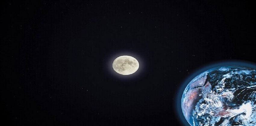 تربة القمر