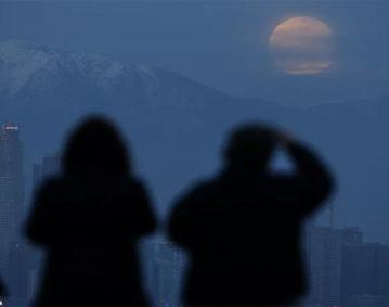 خسوف القمر غير المرئي