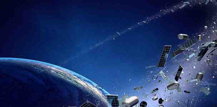 المخلفات الفضائية