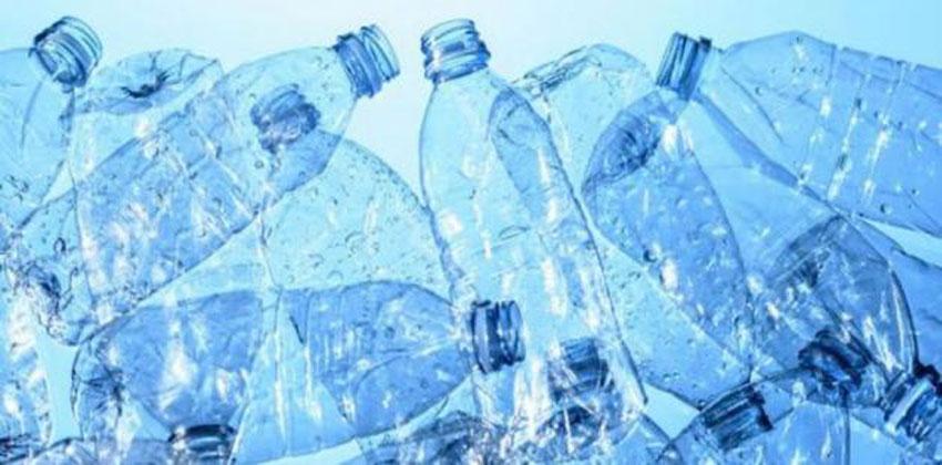 إعادة تدوير قارورة الماء