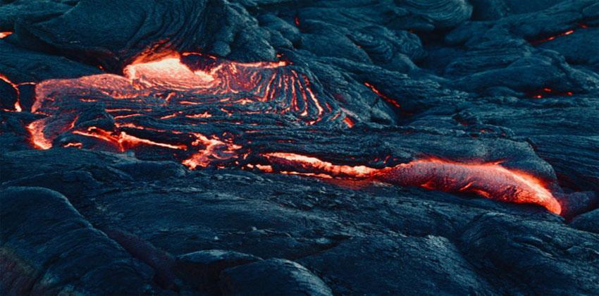 الانفجارات البركانية