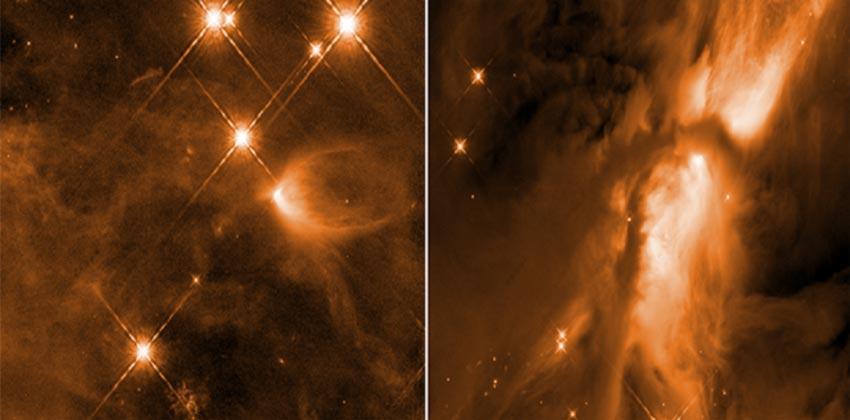 تكوين النجوم
