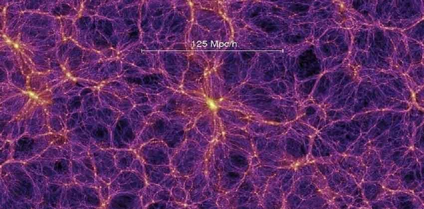 المادة الباردة في الكون
