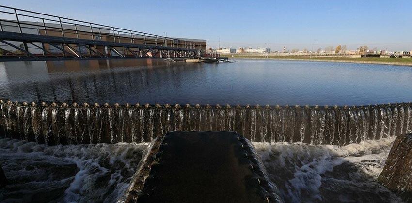 تنقية مياه الصرف
