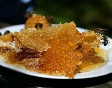 ملعقة عسل