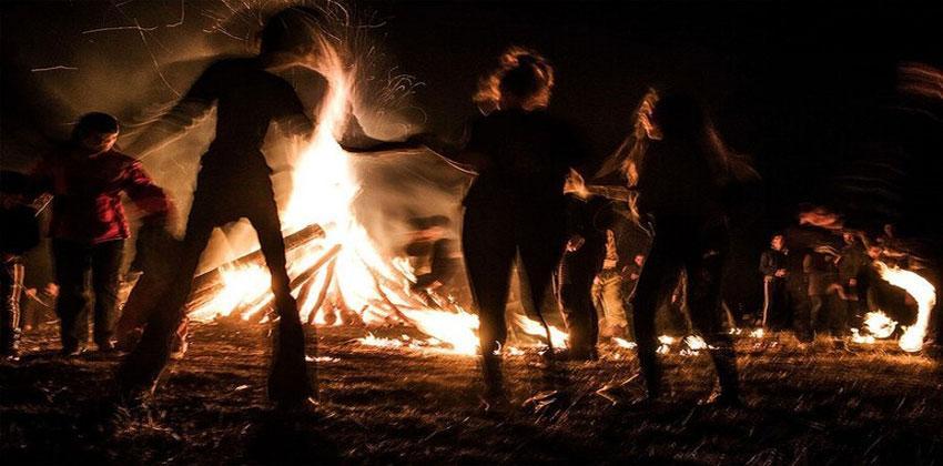 استخدم الإنسان النار أول مرة في التاريخ
